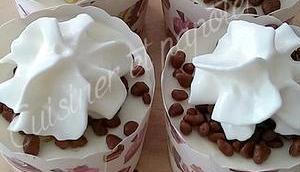 Crème glacée maison sans sorbetière