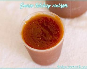 Sauce ketchup au Thermomix