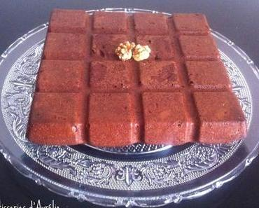 Brownies au noix
