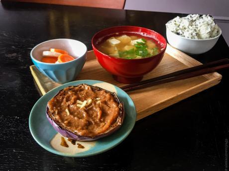Nasu Dengaku – Aubergine au miso