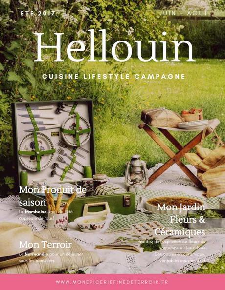 Hellouin Magazine Été 2017