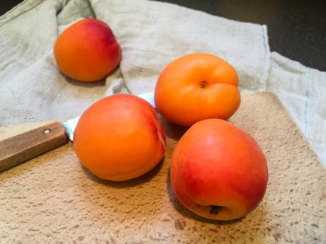 Lutsubo Express – Tartelettes aux abricots