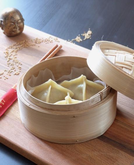 Bouchées vapeurs chinoises
