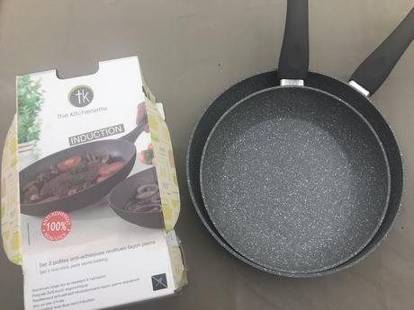 J'ai testé les poêles The Kitchenette : La pierre au service de la cuisson