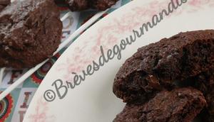 Cookies sarrasin chocolat {Recette sans gluten}