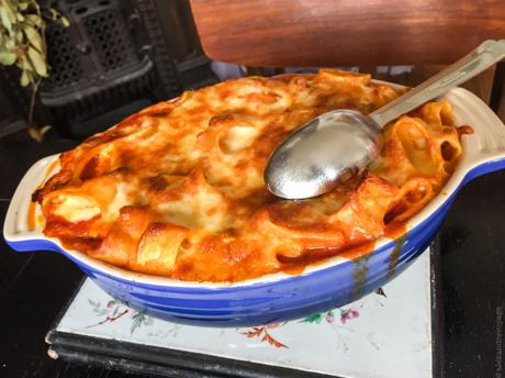 Lutsubo express – Pasta al forno