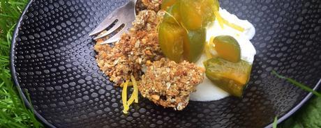 Granola de champion pour le petit déjeuner