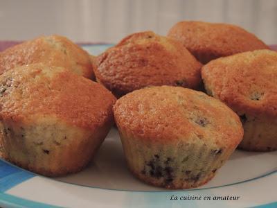 Minis gâteaux Gervita® aux mûres et rhum