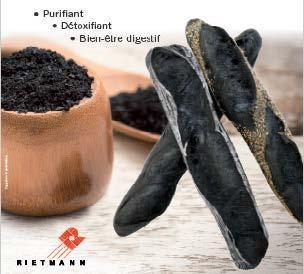 RIETMANN France, distributeur exclusif de CARBO Chef, charbon activé de qualité supérieure, des laboratoires SFB