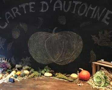 La carte d'automne de 750g la table #750glatable