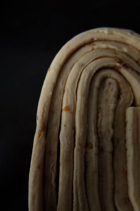 Brioche feuilletée de Philippe Conticini au praliné noisette