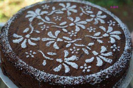 Gateau au Chocolat Suzy de Pierre Hermé