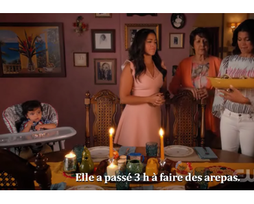 Les arepas ~ Jane the Virgin
