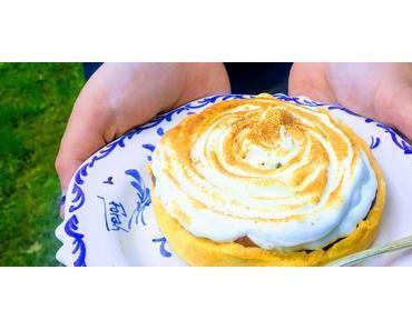 Tartelettes aux pommes meringuées d'Eva