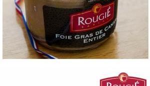 Foie gras cadeau, c'est déjà fête grâce Rougié [jeu-concours inside]