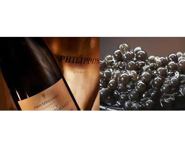 Soirée Caviar et Champagne Philipponnat « La Bastide Saint Antoine* »