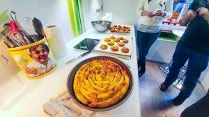 J'ai participé aux ateliers cuisiniers et blogueurs pour Sesaam