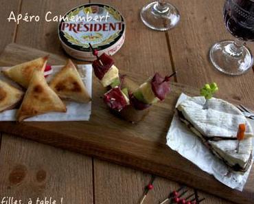 Apéro camembert !