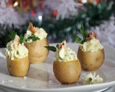 Petites pommes de terre en coque