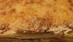 Croque cake poulet