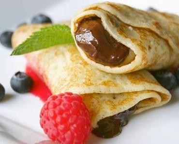 Recette de pâte à crêpes gourmandes pour dessert sucré, arômes