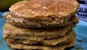 Recette pancake sans lait, beurre