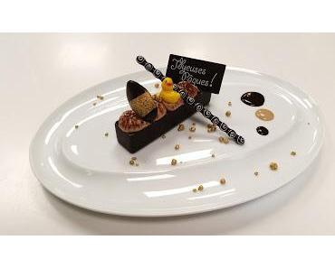 Menu de Pâques du chef Stéphane Arnal «  Restaurant Les Vieux Murs »