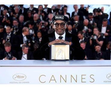 Clôture du 71ème Festival du film de Cannes