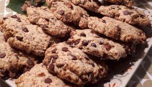 Cookies gavottes noisettes torréfiées