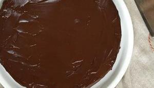 Gâteau fondant chocolat