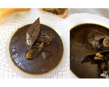 la recette de la mloukhiya