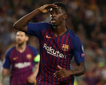Barça: Alba prend la défense de Dembélé