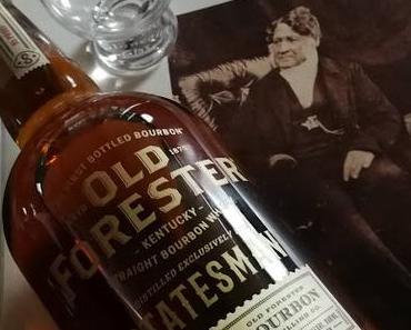 Bourdon Whisky - Old Forester - Tatesman  avec Sven de Simple Simon
