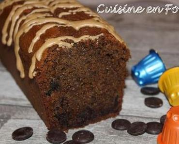 Cake chocolat café