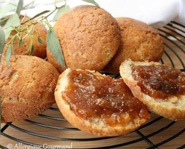 Petits pains { sans gluten, sans lait, sans oeufs }