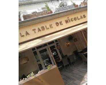 A La Table de Nicolas - 13 210 Saint Rémy de Provence