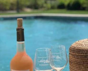 """Quoi de mieux pour un enterrement de vie de jeune fille qu'un rosé de Provence du Mas de la Dame """"La Gourmande"""" 2018."""
