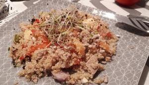 Salade Quinoa gourmand