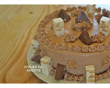 Layer Cake @Toblerone