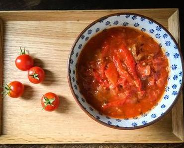 Cuisine du Sud-Ouest – La piperade