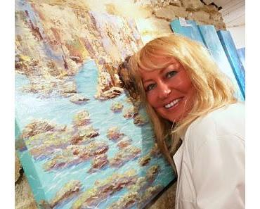 Interview Psycho'toc  « Ulli Artiste peintre » (L'Isle-sur-La Sorgue) :