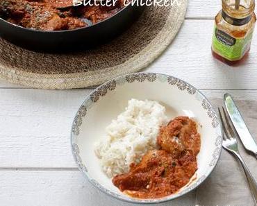 Butter chicken – Recettes autour d'un ingrédient #54