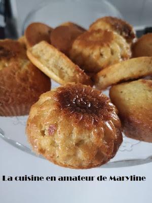 Gâteau allégé citron céréales nature