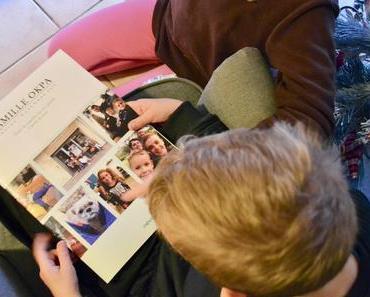 Le journal de votre famille avec NEVEO