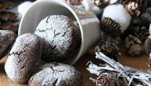 Craquelins chocolat {sans gluten, sans lait, œufs