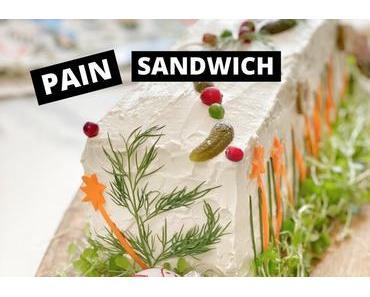 Le fameux pain sandwich rétro kitsch québécois