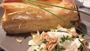 Gibanica (Feuilleté Serbe fromage)
