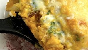 lasagnes potiron