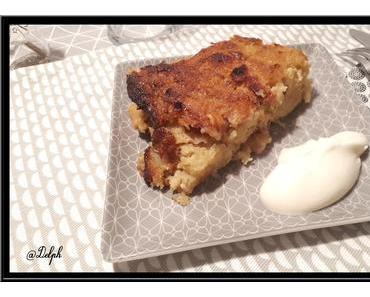 Kugelis ( gâteau de pommes de terre)
