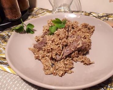 Riz Pilau (Tanzanie)